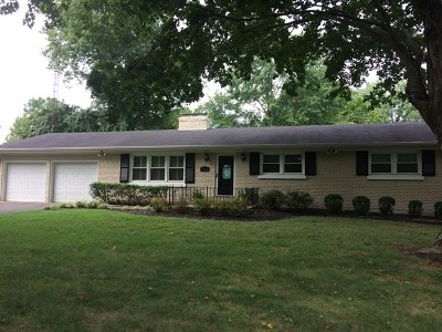 Bowling Green Single Family Home For Sale: 709 Wedgewood Circle