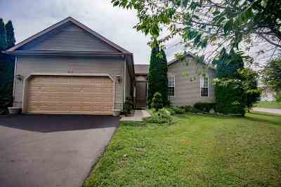 Bowling Green Single Family Home For Sale: 817 Park Hills Street