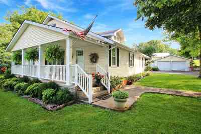 Bowling Green Single Family Home For Sale: 620 Plum Springs Rd