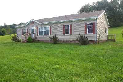 Hart County Single Family Home For Sale: 2476 Concord Church Rd