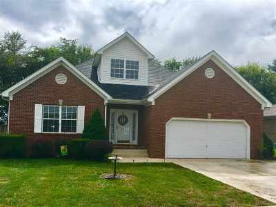 Bowling Green Single Family Home For Sale: 685 Springfield Blvd