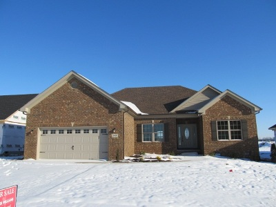Bowling Green Single Family Home For Sale: 5400 Green Ash Road