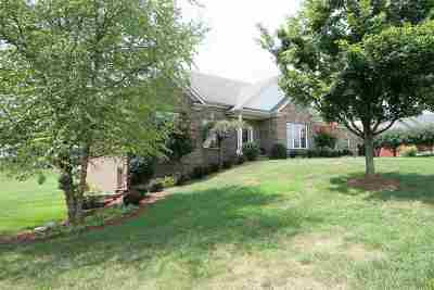 Bowling Green Single Family Home Under Contract: 817 Hunters Pointe Ln