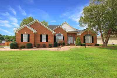 Bowling Green Single Family Home For Sale: 242 Champions Blvd
