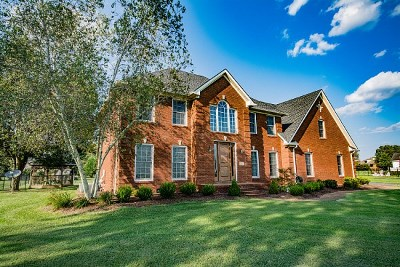 Bowling Green Single Family Home For Sale: 2124 Dillard Road