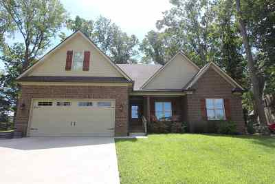Bowling Green Single Family Home For Sale: 323 Cumberland Ridge Court