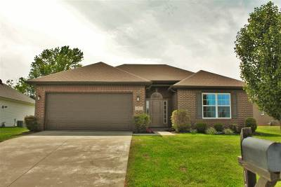 Bowling Green Single Family Home For Sale: 1035 Springfield Blvd