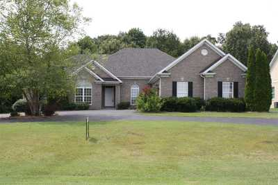 Bowling Green Single Family Home For Sale: 3360 Montgomery Way