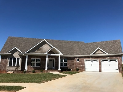 Bowling Green Single Family Home For Sale: 3306 Fox Fire Ct