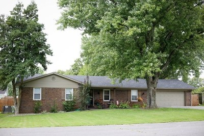 Bowling Green Single Family Home For Sale: 267 Timberhill