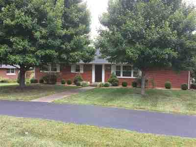 Bowling Green Single Family Home For Sale: 636 Sherwood Drive