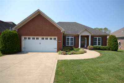 Bowling Green Single Family Home For Sale: 2629 Danhaven Dr