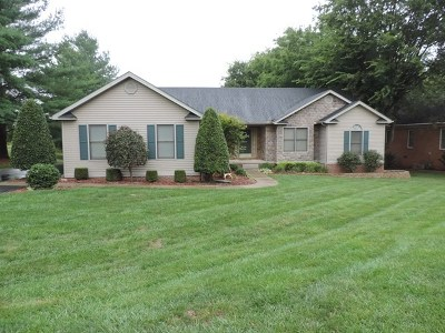 Bowling Green Single Family Home For Sale: 9 Hightower Ct