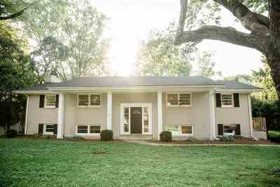 Bowling Green Single Family Home For Sale: 537 Cherokee Drive