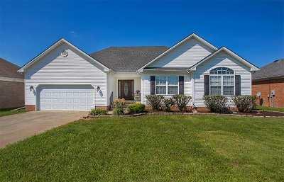 Bowling Green Single Family Home For Sale: 3609 Woodbridge Lane