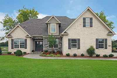 Bowling Green Single Family Home For Sale: 641 Diamond Peak Drive