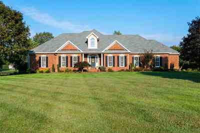 Bowling Green Single Family Home For Sale: 207 Windmere Dr