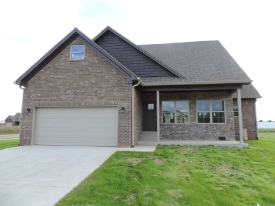 Bowling Green Single Family Home For Sale: 394 Adalyn Way