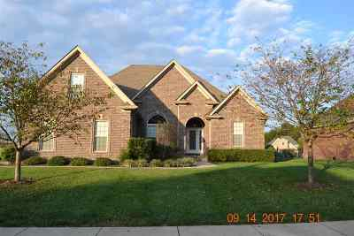 Bowling Green Single Family Home For Sale: 810 Pintail Dr