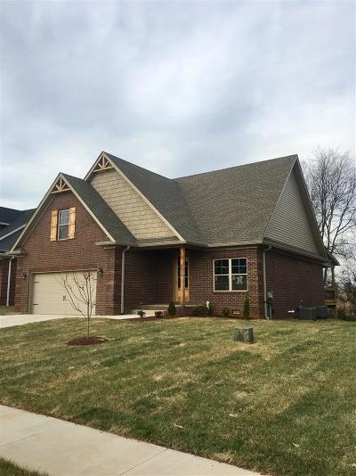 Bowling Green Single Family Home For Sale: 3044 Equestrian Court