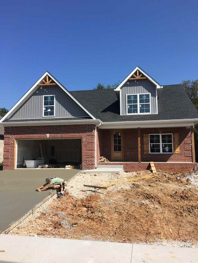Bowling Green Single Family Home For Sale: 3040 Equestrian Court