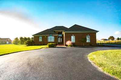 Bowling Green Single Family Home For Sale: 5820 Woodburn Allen Springs Road