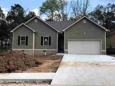 Bowling Green Single Family Home For Sale: 731 Red Maple Street