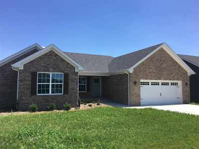 Bowling Green Single Family Home For Sale: 5416 Green Ash Dr