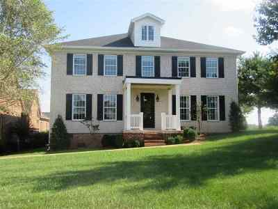 Bowling Green Single Family Home For Sale: 317 Lafayette Ln