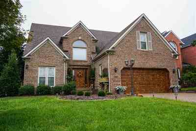 Bowling Green Single Family Home For Sale: 1067 Saint Andrews Circle