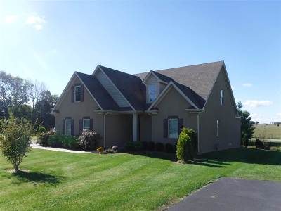 Bowling Green Single Family Home For Sale: 380 Roseberry Circle