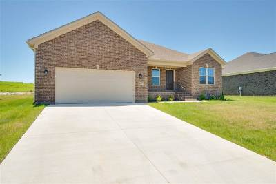 Bowling Green Single Family Home For Sale: 2911 Tumbleweed Trail