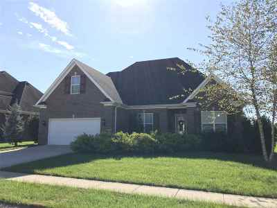 Bowling Green Single Family Home For Sale: 2853 Laurelstone Lane