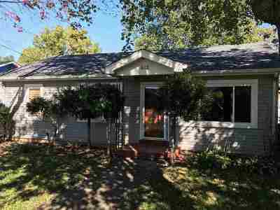 Bowling Green Single Family Home For Sale: 412 Gayle Way