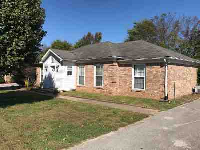 Bowling Green Multi Family Home For Sale: 121 Woodmont Ave
