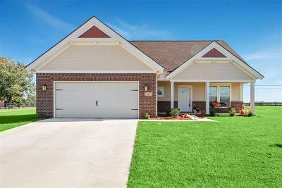Bowling Green Single Family Home For Sale: 477 Leonatus Ct