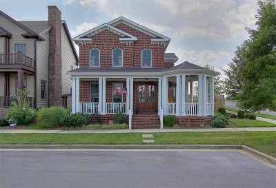 Bowling Green Single Family Home For Sale: 201 Traditions Boulevard