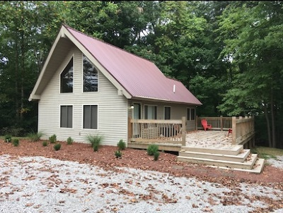 Edmonson County Single Family Home Under Contract: 245 Brier Creek Meadows Road