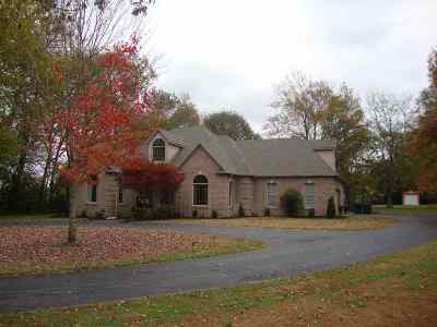 Bowling Green Single Family Home For Sale: 1906 Ky Hwy 185