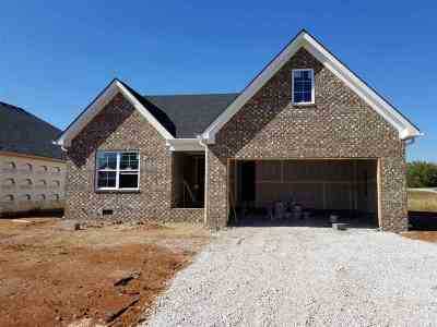 Bowling Green Single Family Home For Sale: Lot 15 Weatherstone