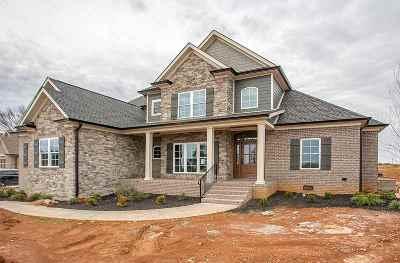 Bowling Green Single Family Home For Sale: 654 Diamond Peak Court