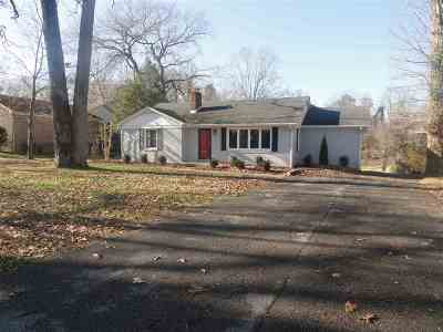Bowling Green Single Family Home For Sale: 2529 Smallhouse Rd