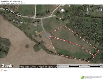 Bowling Green Residential Lots & Land For Sale: Lots 4-2,4-3 Hidden Ridge Ct