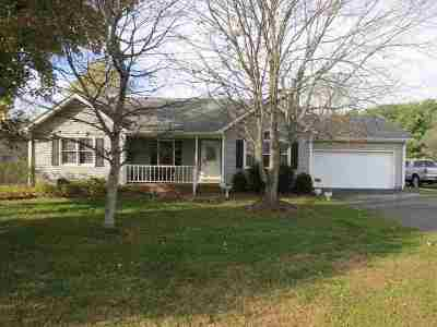 Bowling Green Single Family Home For Sale: 121 Plano Richpond Road