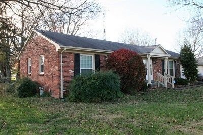 Bowling Green Single Family Home For Sale: 104 Whispering Hills Blvd