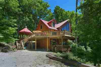 Edmonson County Single Family Home For Sale: 815 Wilderness Rd