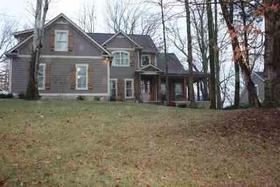 Bowling Green Single Family Home For Sale: 735 Cumberland Ridge Way