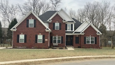 Bowling Green Single Family Home For Sale: 511 Maggie Ct
