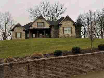 Bowling Green Single Family Home For Sale: 805 Cumberland Ridge Way