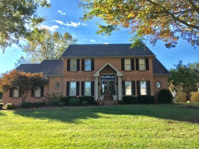 Bowling Green Single Family Home Under Contract: 1425 Saturn Way